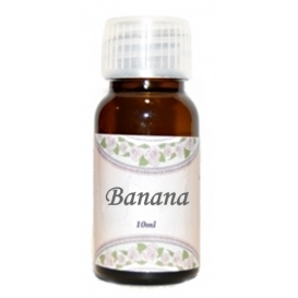 Banana food flavouring 10 ml