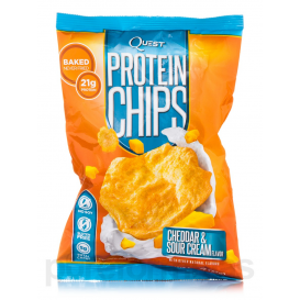 Quest Nutrition Protein Chips Cheddar & Sour Cream