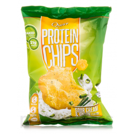 Quest Nutrition Protein Chips Sour Cream & Onion