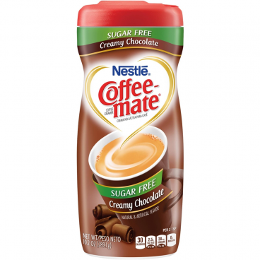 Nestle Sugar Free Coffee Mate Powder - Creamy Chocolate