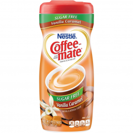 Nestle Sugar Free Coffee Mate Powder - Vanilla Caramel