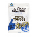 De Bron Sugar Free Butter Toffees 70 g