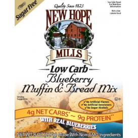 New Hope Mills Sugar Free Muffin and Bread Mix - Blueberry