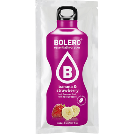 Bolero Instant Sugar Free Drink - Banana & Strawberry