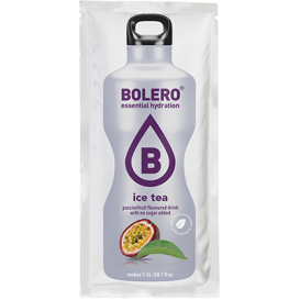Bolero Instant Sugar Free Ice Tea Drink - Passion Fruit