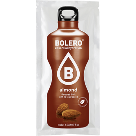 Bolero Instant Sugar Free Drink - Almond