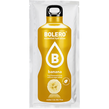 Bolero Instant Sugar Free Drink - Banana