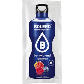 Bolero Instant Sugar Free Drink - Berry Blend