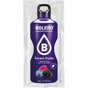 Bolero Instant Sugar Free Drink - Forest Fruits