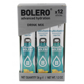 Bolero Sticks Sugar Free Drink - Multivitamin