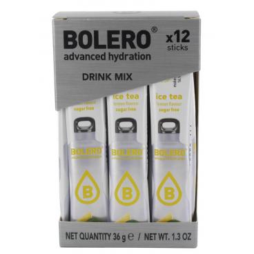 Bolero Sticks Sugar Free Ice Tea - Lemon