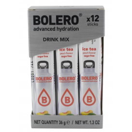 Bolero Sticks Sugar Free Ice Tea - Peach