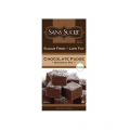 Sans Sucre Chocolate Fudge Brownie Mix with Stevia