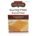 Sans Sucre Gluten Free and Sugar Free Brownie Mix, Classic Blondie