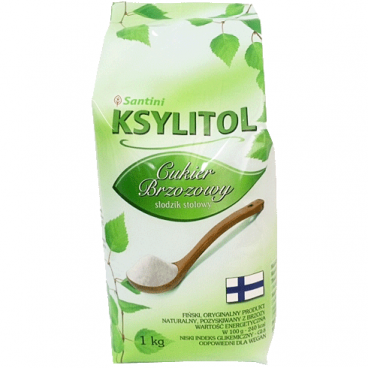 Santini 100% Original Certified Birch Xylitol