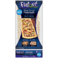 Flatout Artisan Thin Pizza Crust, Rustic White