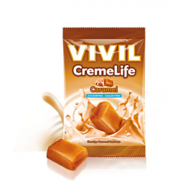 Vivil Sugar Free Sweets Caramel & Cream