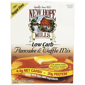New Hope Mills Sugar Free Pancake and Waffle Mix