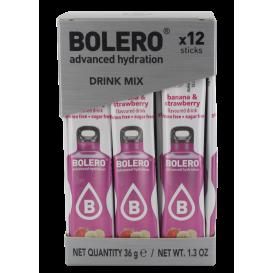 Bolero Sticks Sugar Free Drink - Banana & Strawberry