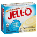 Jell-O Sugar Free Cheesecake Pudding