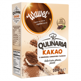 Wawel Fat Reduced Cocoa Powder
