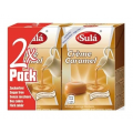 Sula Sugar Free Sweets Creme Caramel - 2 Packs