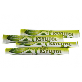 100% Original Certified Birch Xylitol 10 sachets