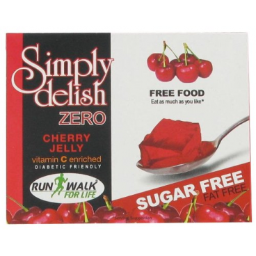 Simply Delish Sugar Free Cherry Jelly