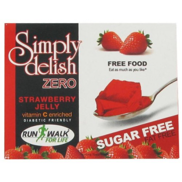 Simply Delish Sugar Free Strawberry Jelly