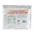 Heavenly Homemade Low Carb Soft Serve Ice Cream Mix – Creamy Chocolate – 17 g