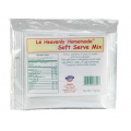 Heavenly Homemade Low Carb Soft Serve Ice Cream Mix – Vanilla – 14 g