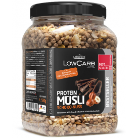 Low Carb Protein Muesli Chocolate & Nuts 530 g