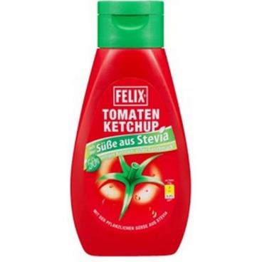 Sugar Free Ketchup with Stevia 400 ml