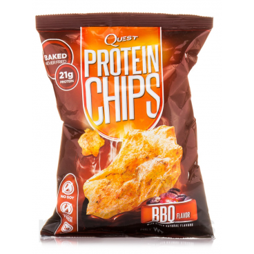Quest Nutrition Protein Chips BBQ 32 g