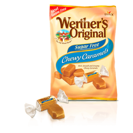 Werther's Original Sugar Free Chewy Caramels