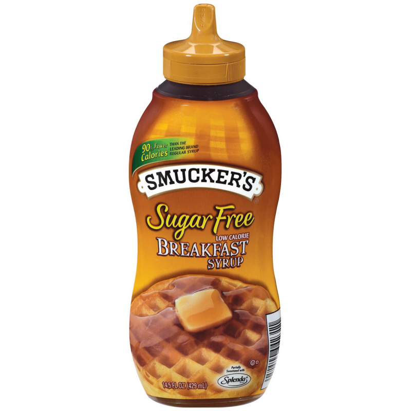 Is Smuckers Chocolate Syrup Peanut Free