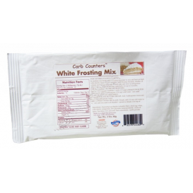 Dixie Carb Counters White Frosting Mix