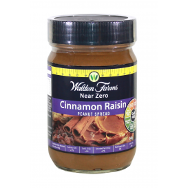Walden Farms Cinnamon Raisin Peanut Spread