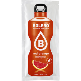 Bolero Instant Sugar Free Drink - Red Orange
