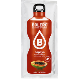 Bolero Instant Sugar Free Drink - Papaya