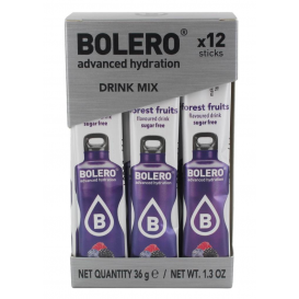 Bolero Sticks Sugar Free Drink - Forest Fruits