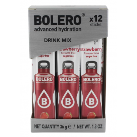 Bolero Sticks Sugar Free Drink - Strawberry