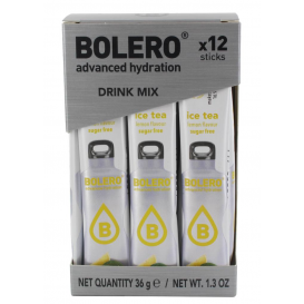 Bolero Sticks Sugar Free Ice Tea - Lemon