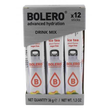 Bolero Sticks Sugar Free Ice Tea - Peach
