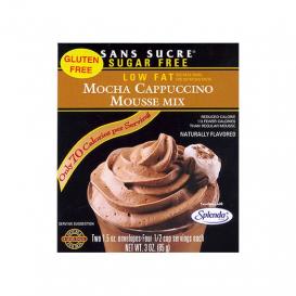 Sans Sucre Mousse Mix - Mocha Cappuccino