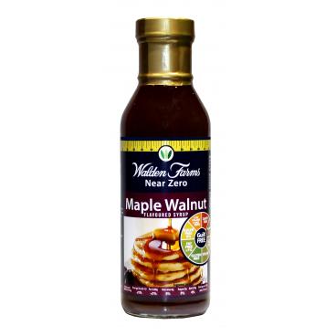 Walden Farms Maple Walnut Syrup