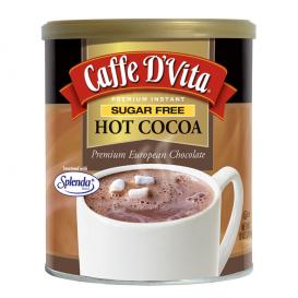 Caffe D'Vita Sugar Free Hot Cocoa