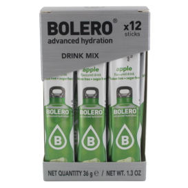 Bolero Sticks Sugar Free Drink - Apple