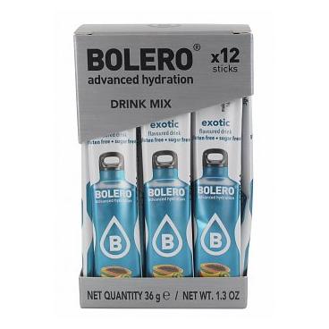Bolero Sticks Sugar Free Drink - Exotic