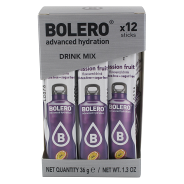Bolero Sticks Sugar Free Drink - Passion Fruit